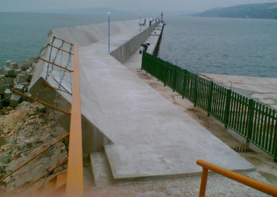 Breakwater Balchik