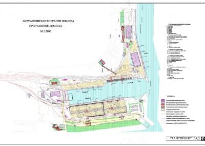 Port of Lom - Master Plan