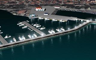 услуги - пристанища