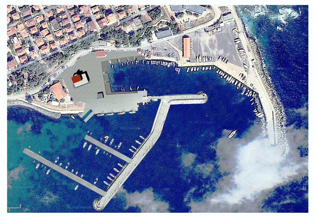 Ports ТРАНСПРОЕКТ ЕАД - Port design