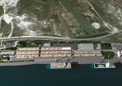 Port Master Plan