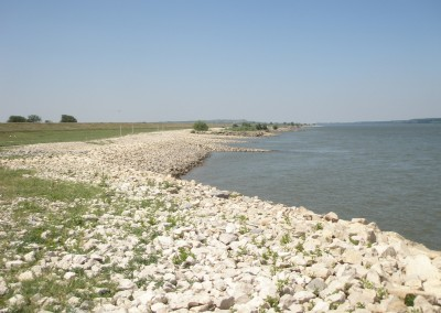 The danube river protection