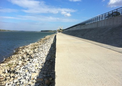 STRENGTHENING THE COAST OF RIVER CITY PART